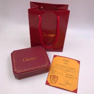 Упаковка Cartier