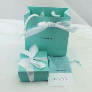 Фирменная упаковка Tiffany&Co