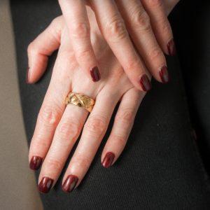 Кольца Chanel