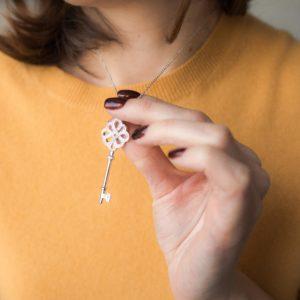 Ключи Tiffany