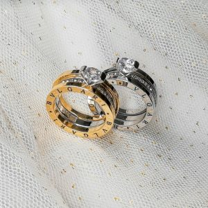 Кольца Bvlgari