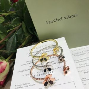 Браслеты Van Cleef
