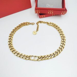 Колье Christian Dior
