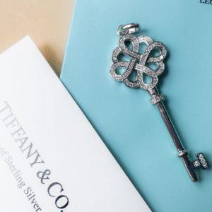 Подвеска-ключ Tiffany