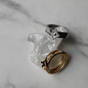 Кольцо Луи Витон Louis Vuitton трансформер