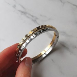 Комплект (браслет и кольцо) Bvlgari Булгари