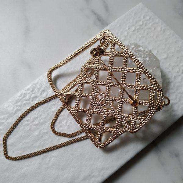 Брошь Chanel Шанель